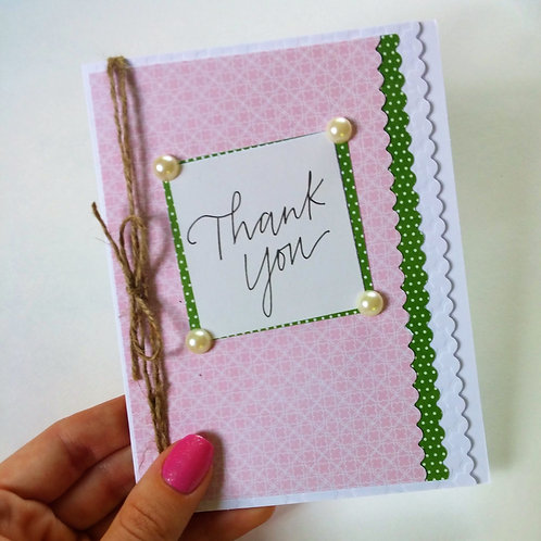 A Simple Thank-You