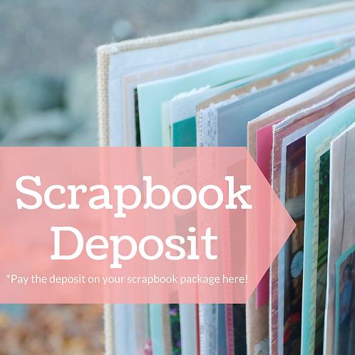 Scrapbook Deposit