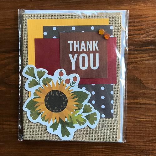 Sunflower Thank-You