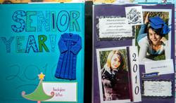 senior yearbook