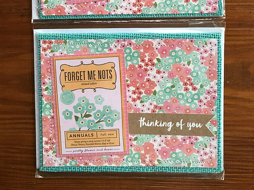 Forget Me Not Cards