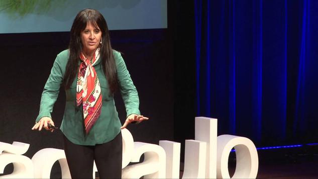Palestra TEDx Woman - Tome as rédeas da sua vida - Maria Dalva Rolim