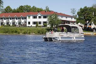 Manoir du lac Wiliiam