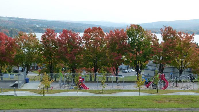 Parc Versant du lac