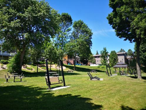 Jardin de l'Espace Magella Marcoux