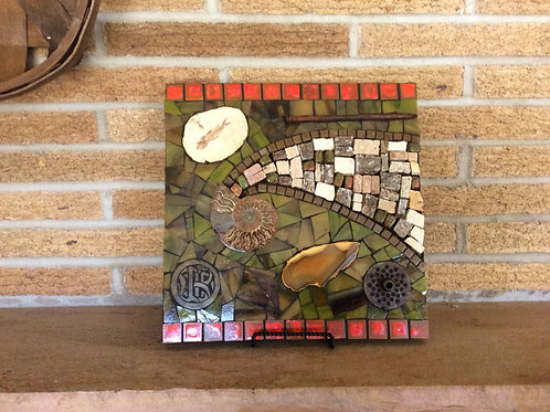 """Earth Element Series"" Mosaic #5"