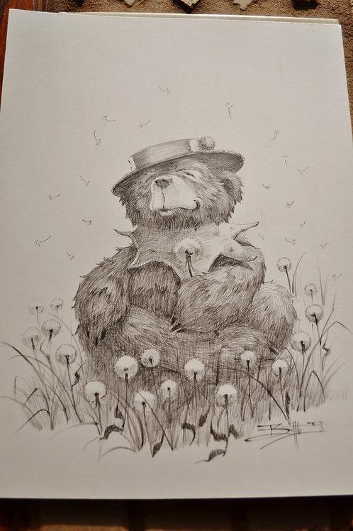 """Original  """"Dandy Bear """""""