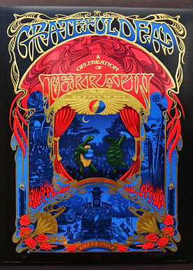 Grateful Dead Terrapin Station 4D Years