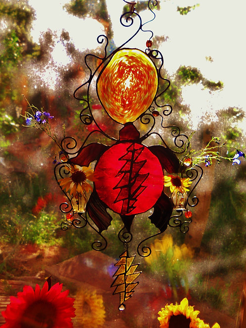 """Terrapin"" Sun Catcher"