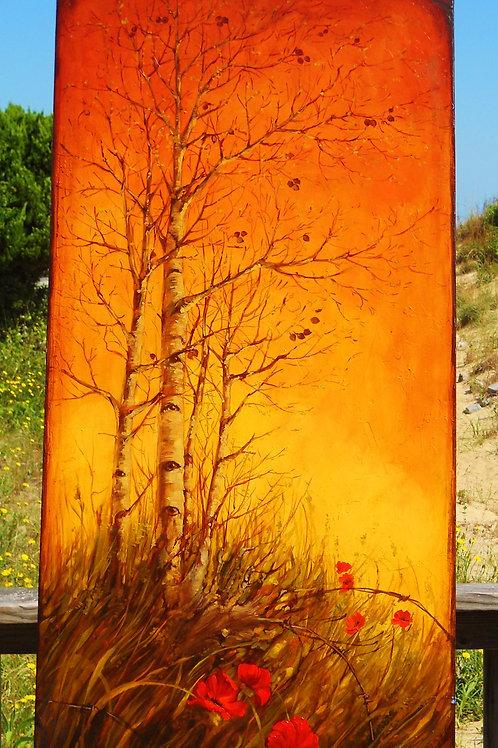 """""""RealEyes"""" Original Oil Painting 2012"""