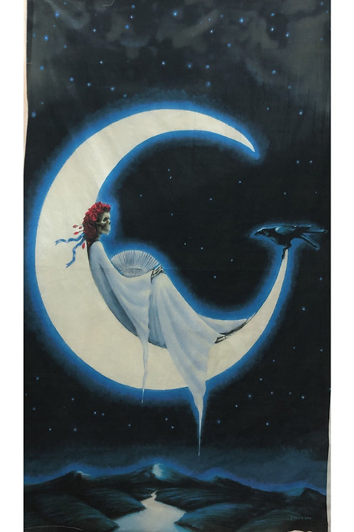 Sleeper Moon Tapestry