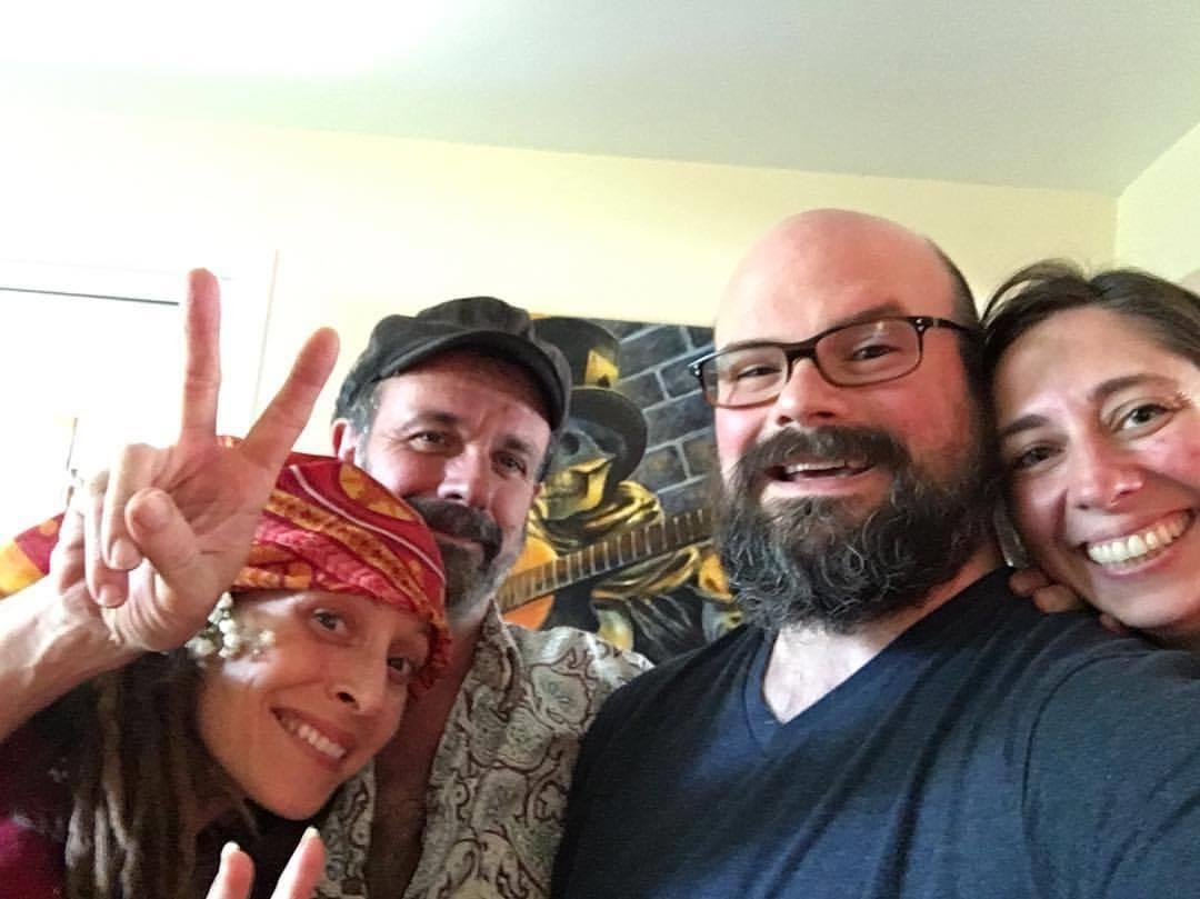 Sommer, Richard, AJ, & Kara