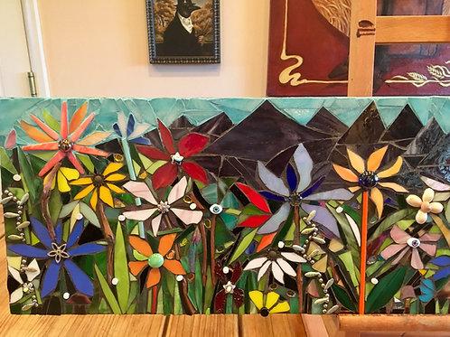 """""""Colorful Colorado""""  Wall Mosaic"""