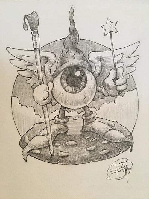 """""""Wizard Eye"""" 420 OG"""