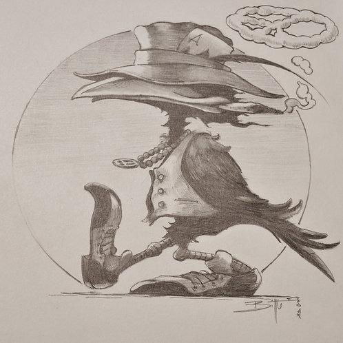 """""""Ol' Stoke'N Crow"""" OG"""