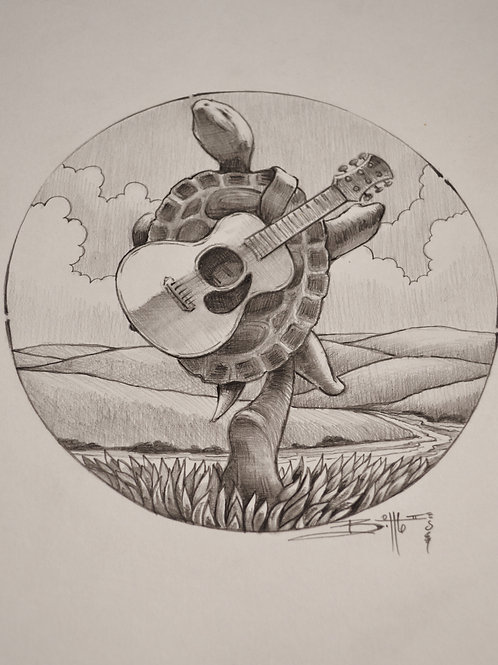 """4D Years """"Jerry Rigs Acoustic"""" OG"""
