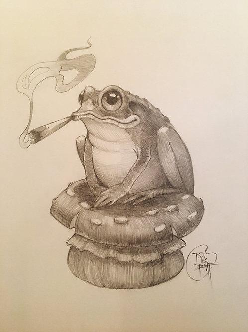 """""""Irie Frog"""" OG"""