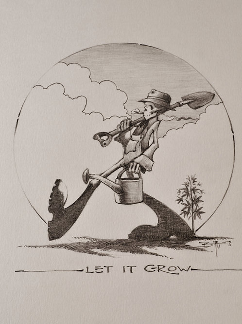 """Let it Grow"" OG"
