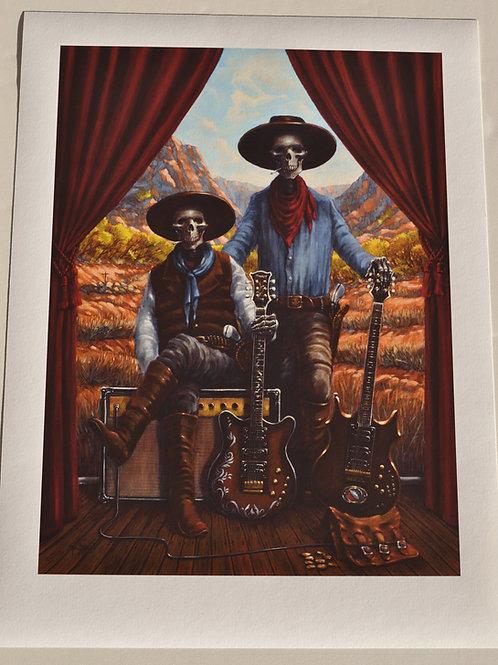 """""""Me & My Uncle"""" Family Portrait"""