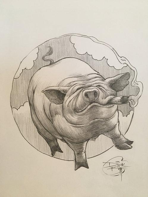"""""""Flyin Pig"""" 420 OG"""