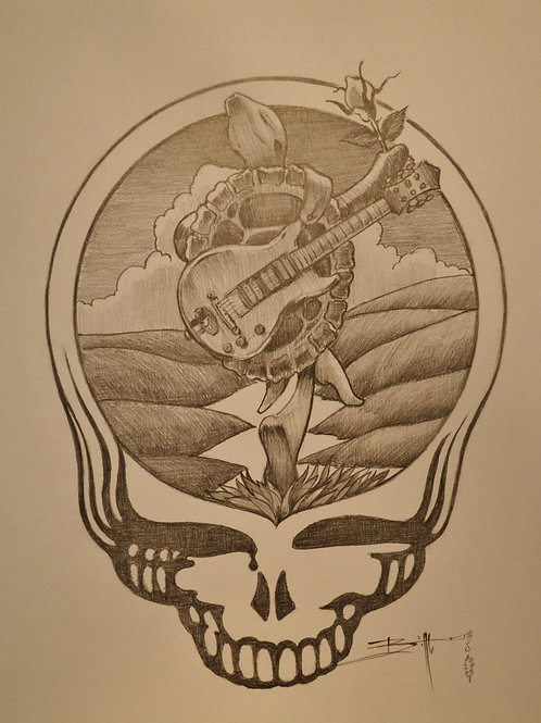 """""""Terrapin Wolf Steal Your Face"""" OG"""