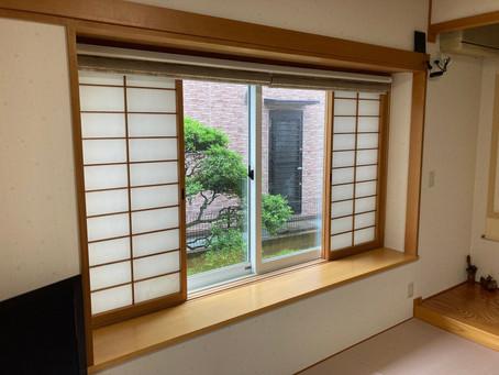 和室の壁紙も種類豊富に取り扱いございます。仙台の内装リフォーム専門店インテリア井上にお問い合わせください。