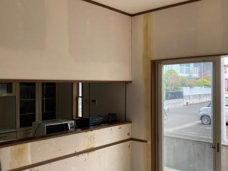 地震の被害で壁にひび割れありませんか?仙台の内装リフォーム専門店インテリア井上にご相談ください。