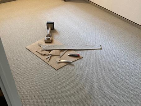マンションのカーペット張替えは仙台の内装リフォーム専門店インテリア井上にお任せください。