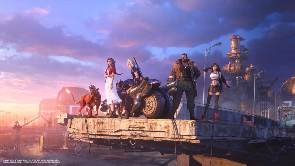 Final Fantasy 7 Remake. A Love Letter.