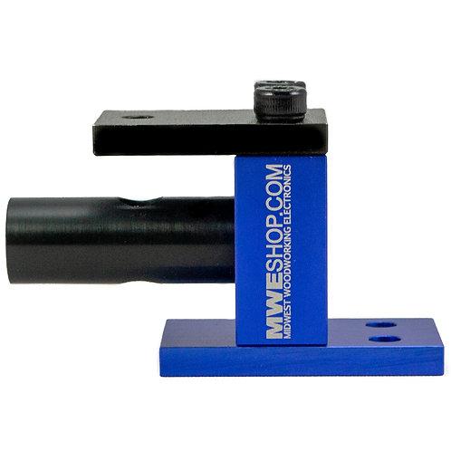 Laser Pointer Button Drill Jig