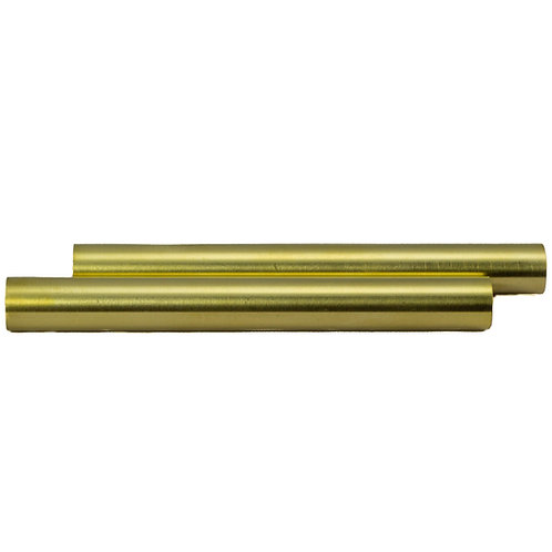 2-Pack Laser Pointer Brass Tubes