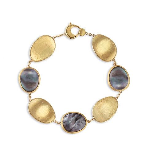 18 Karat Yellow Gold Lunaria Marco Bicego Bracelet