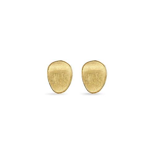 18 Karat Yellow Gold Lunaria Marco Bicego Earrings