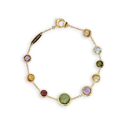 18 Karat Yellow Gold Jaipur Marco Bicego Bracelet