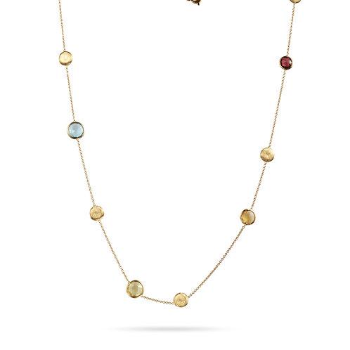 18 Karat Yellow Jaipur Marco Bicego Necklace