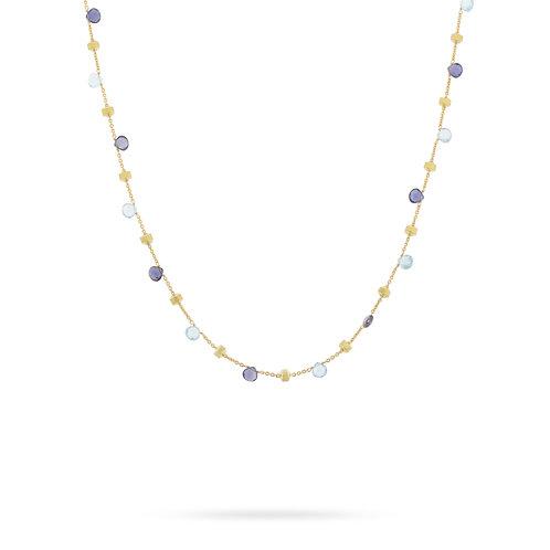 18 Karat Yellow Gold Paradise Marco Bicego Necklace