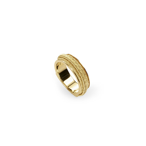 18 Karat Yellow Gold Cairo Marco Bicego Ring