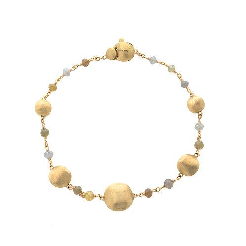 18 Karat Yellow Gold Africa Marco Bicego Bracelet