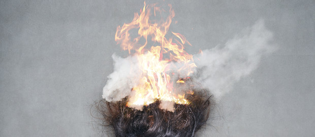 How do you gently move through the holidays so your hair doesn't catch on fire?