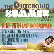 East End Backyard 6/26/2021