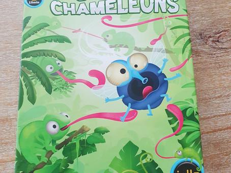 [ JEU DE SOCIÉTÉ ] Sticky chameleons