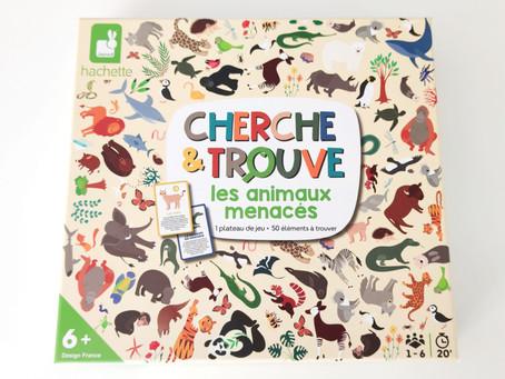 [ JEU D'OBSERVATION ] Cherche & Trouve - Les animaux menacés