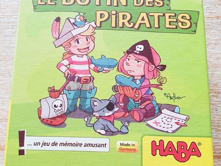 [ JEU D'OBSERVATION ] Le Butin des Pirates