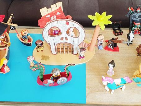 [ JEU D'IMAGINATION ] Les figurines Arty Toys