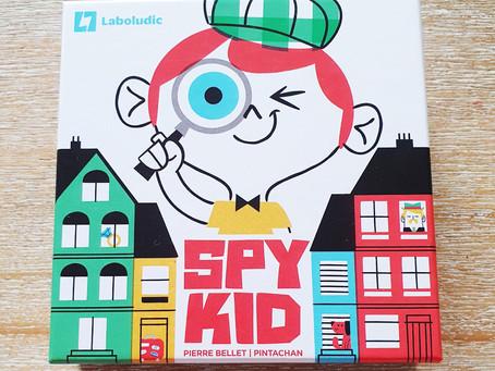[ JEU D'OBSERVATION ET DE RAPIDITÉ ] Spy Kid