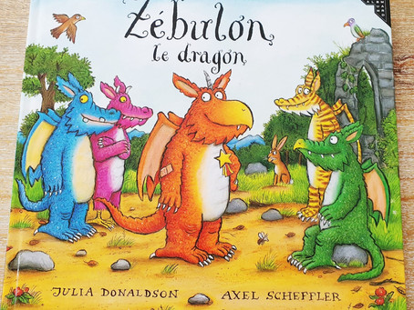 [ LECTURE ] Zébulon le dragon