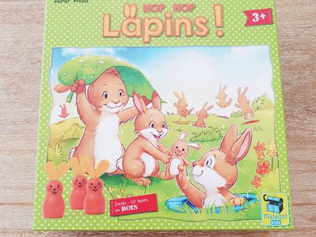 [ JEU DE SOCIÉTÉ ] Hop Hop Lapins!