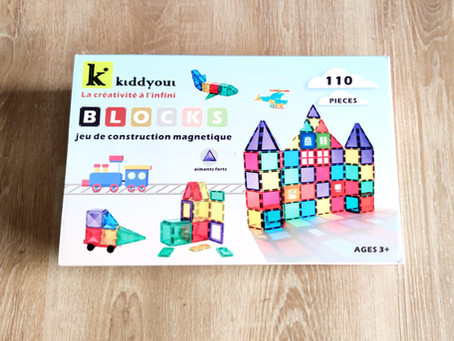 [ JEU DE CONSTRUCTION ] Kiddyoui