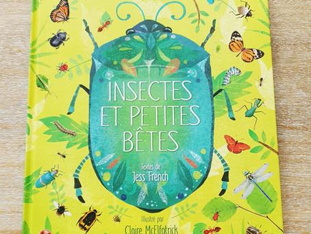 [ LECTURE ] Insectes et petites bêtes