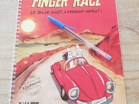 [ JEU D'ADRESSE ] Finger Race